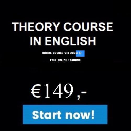 Online theory course in English